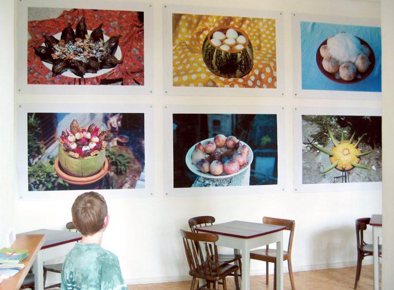 """Exhibition """"Input"""", Kunsthaus Essen, Germany, 2005"""
