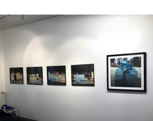 Dowtown, Galerie Hilleckes & Probst, 2020