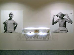 At  Sternesen Museum, Oslo, 2006