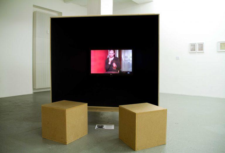Sprich Deutsch oder stirb, NGBK, 2012